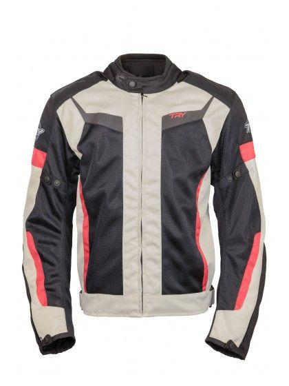 Blusão motard ISAAC
