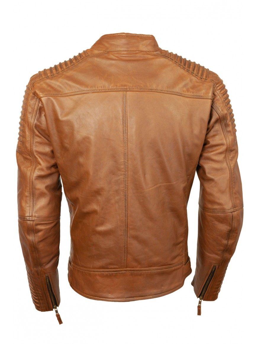 Blusão motard JOHN