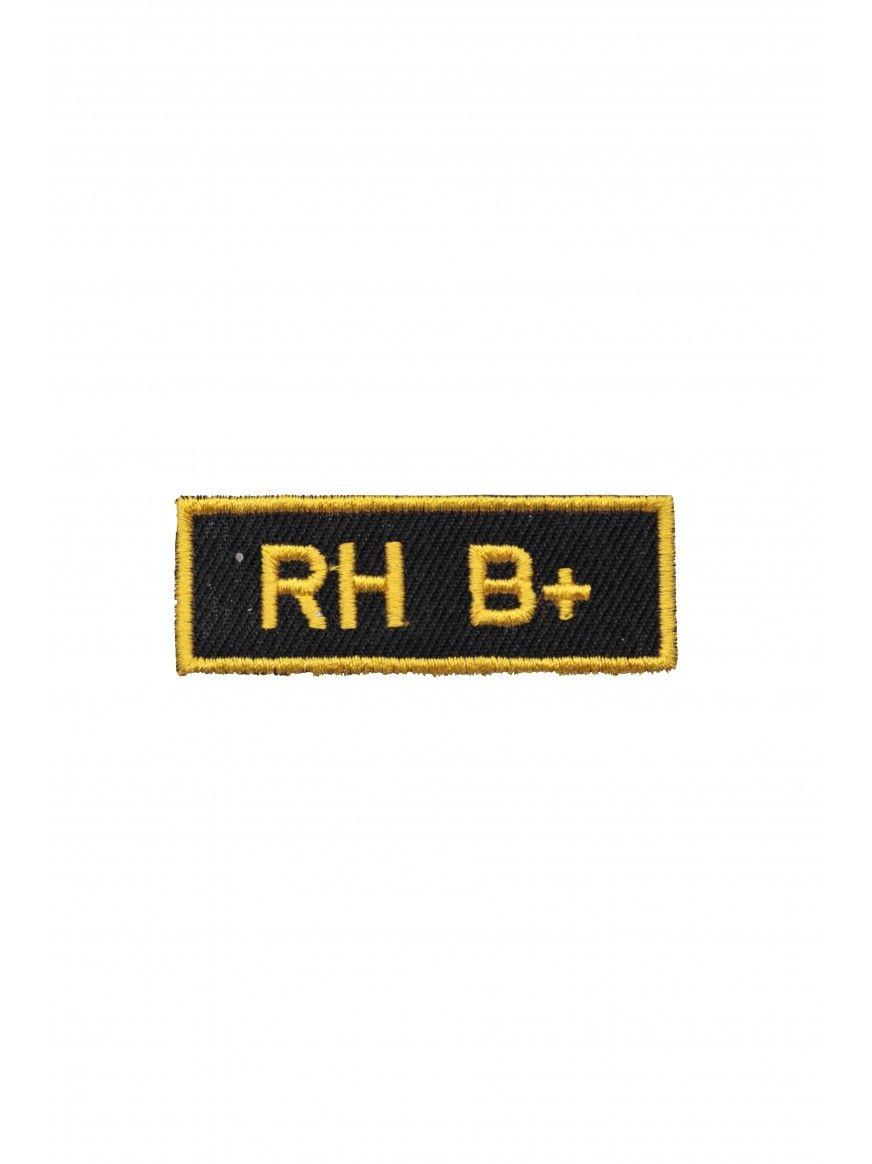 Emblema RH B+