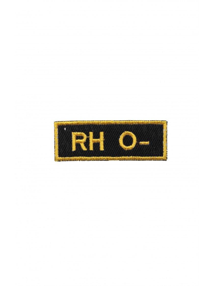 Emblema RH O-