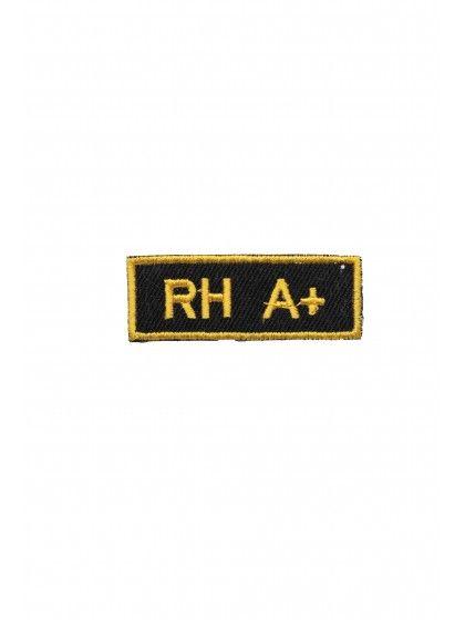 Emblema RH A+
