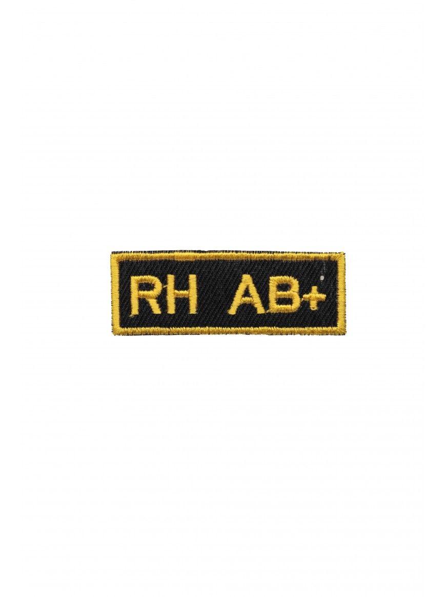 Emblema RH AB+