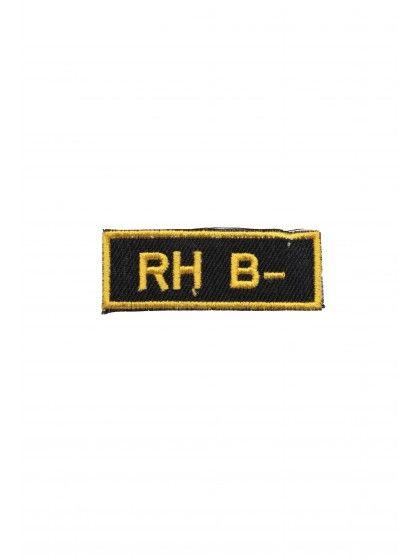 Emblema RH B-