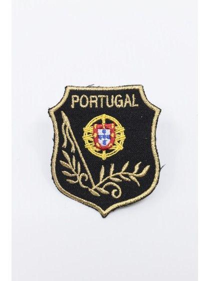 Emblema Brazão Portugal