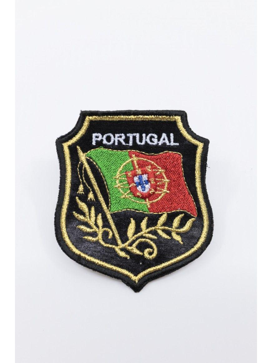 Emblema Brazão Portugal B