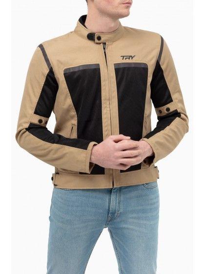 Blusão motard RYAN