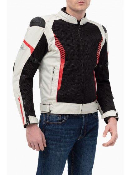 Blusão motard COOL