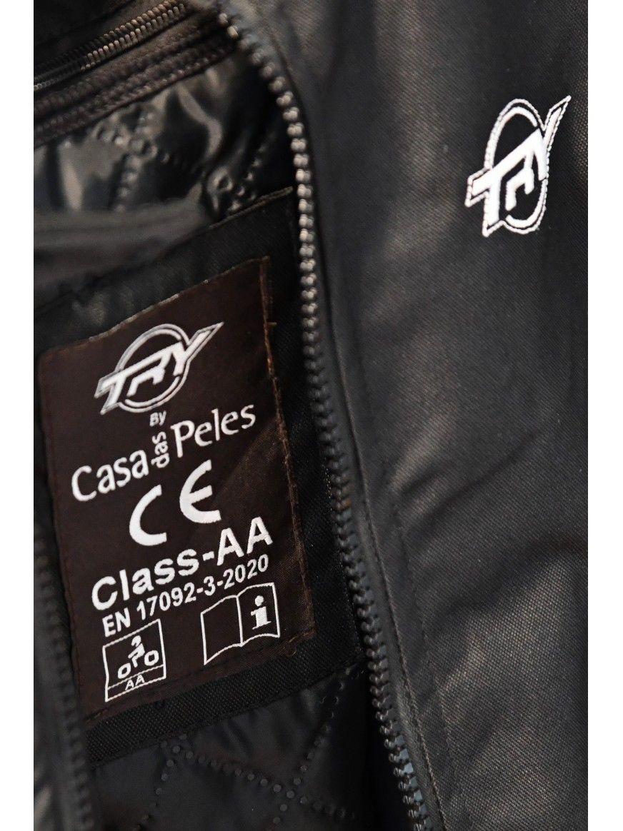 Blusão motard CESAR